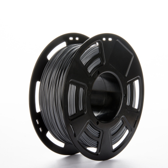 Tlačová struna PLA pre 3D tlačiarne, 1,75mm, 1kg, GT-polymer, strieborná