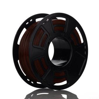 Tlačová struna PLA pre 3D tlačiarne, 1,75mm, 1kg, hnedá