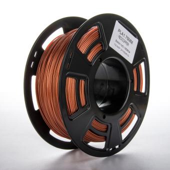 Tlačová struna PLA pre 3D tlačiarne, 1,75mm, 1kg, medená