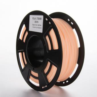 Tlačová struna PLA pre 3D tlačiarne, 1,75mm, 1kg, pleťová