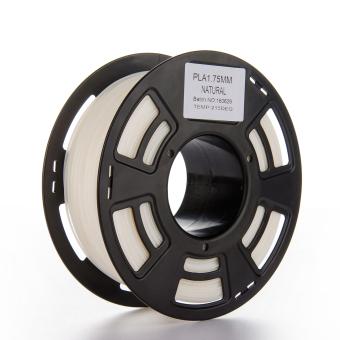 Tlačová struna PLA pre 3D tlačiarne, 1,75mm, 1kg, prírodná