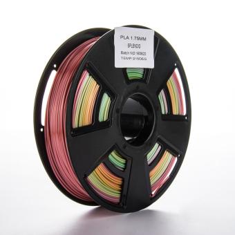 Tlačová struna PLA pre 3D tlačiarne, 1,75mm, 0,75kg, rôznofarebná