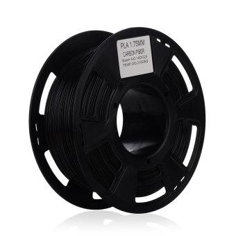 Tlačová struna PLA pre 3D tlačiarne, 1,75mm, 1kg, s prímesou karbónu