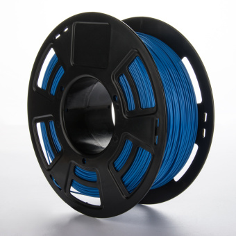 Tlačová struna PLA pre 3D tlačiarne, 1,75mm, 1kg, GT-polymer, modrá