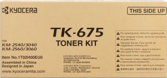 Originálný toner KYOCERA TK-675 (Čierny)